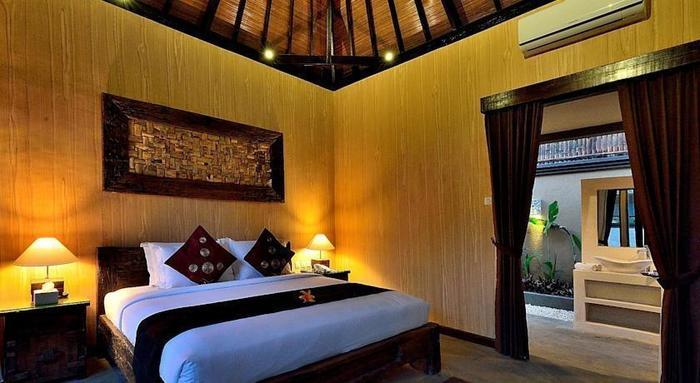 Gino Feruci Villa Ubud Bali - Kamar
