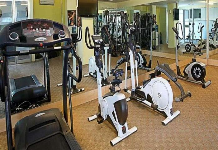 Hotel Golden Flower Bandung - Fitness Center