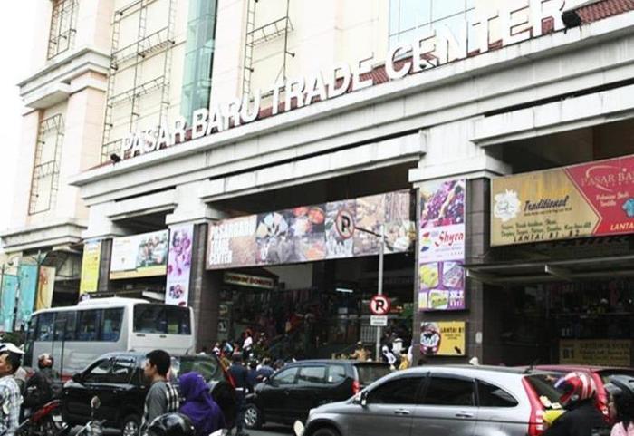 Hotel Golden Flower Bandung - Surrounding Area