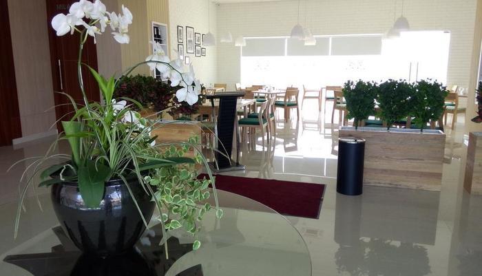 Agria Gino Feruci Hotel Bogor - Restaurant