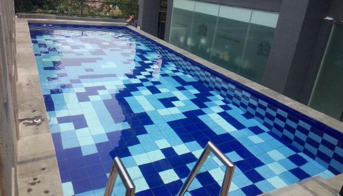 Agria Gino Feruci Hotel Bogor - Kolam Renang
