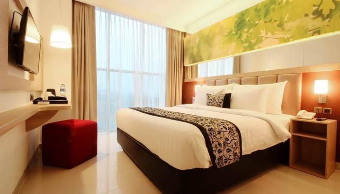 Agria Gino Feruci Hotel Bogor - satu tempat tidur