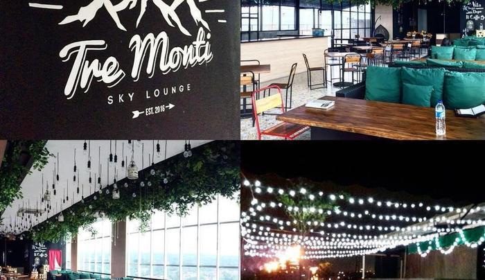 Agria Gino Feruci Hotel Bogor - Sky lounge