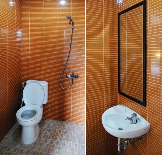 Hotel Nine O Syariah Cikarang by IHM Bekasi - Kamar mandi