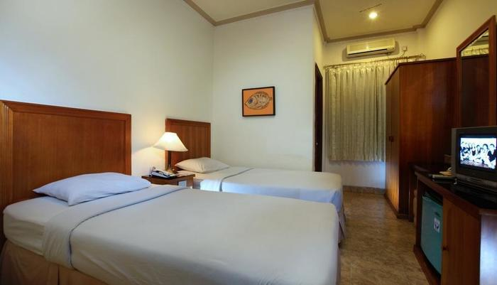 Hotel Palm Banjarmasin - Superior Twin Room