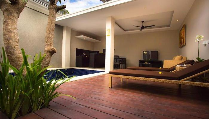 The Light Exclusive Villas & Spa Bali - Inteiror