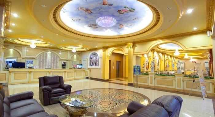 Hotel Grand Town  Makassar - Ruang tamu
