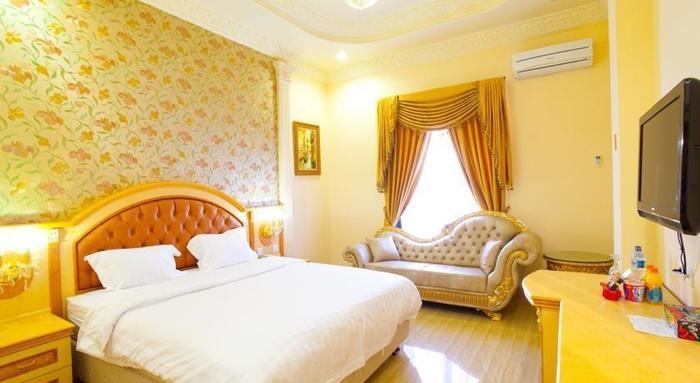 Hotel Grand Town  Makassar - Kamar tamu