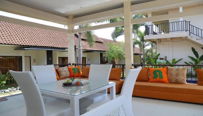 ZenRooms Denpasar Gelogor Carik 2 - Lounge