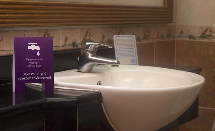Tinggal Standard Melawai Blok M Jakarta - Kamar mandi