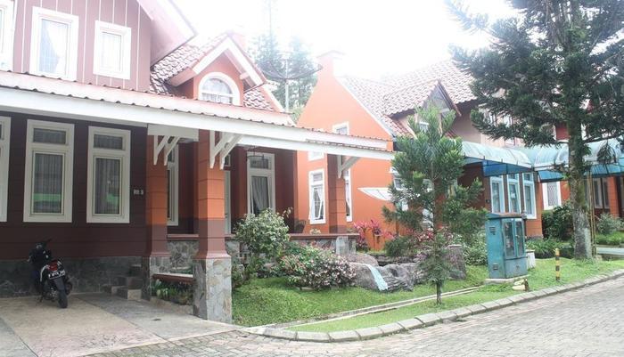 Villa Sofia Kota Bunga Cianjur - Eksterior