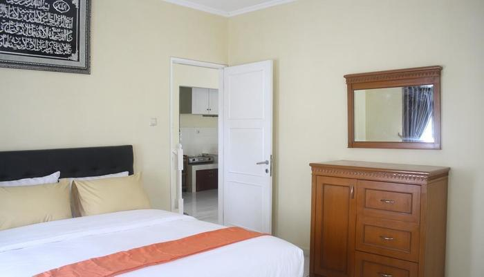 Villa Sofia Kota Bunga Cianjur - Kamar tamu