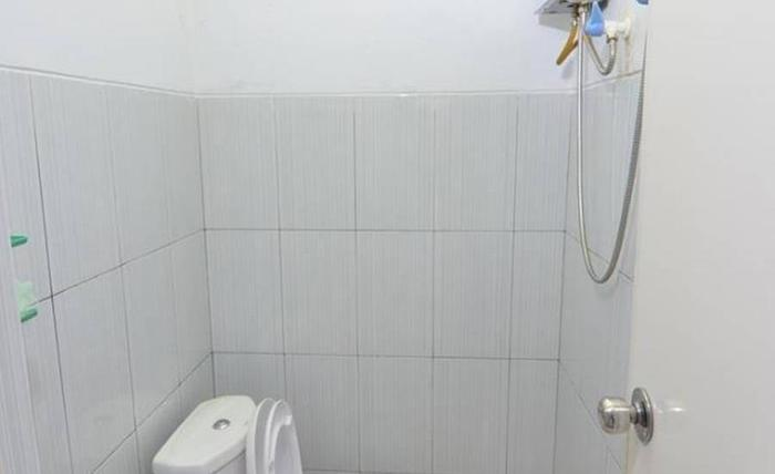 Novi Homestay Malang - Kamar mandi