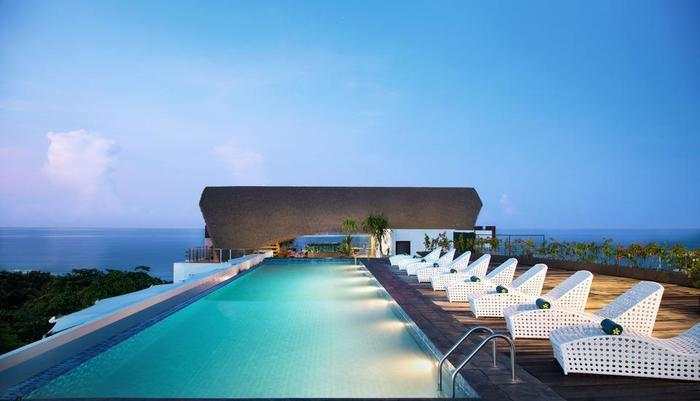 Citadines Kuta Beach Bali - Rooftop Pool