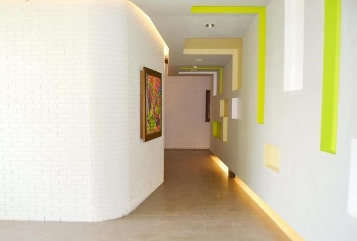 Shakti Hotel Bandung - Corridor