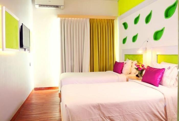 Shakti Hotel Bandung - Superior Deluxe Twin