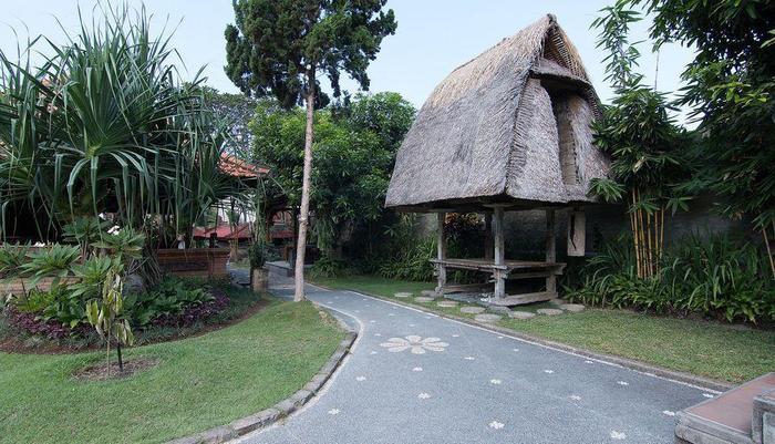 ZEN Premium Pegosekan Ubud 3 Bali - Tampak luar