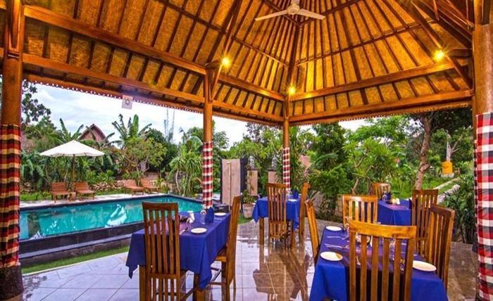 Cassava Bungalow Bali - Kolam Renang