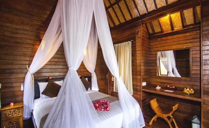 Cassava Bungalow Bali - Kamar tamu