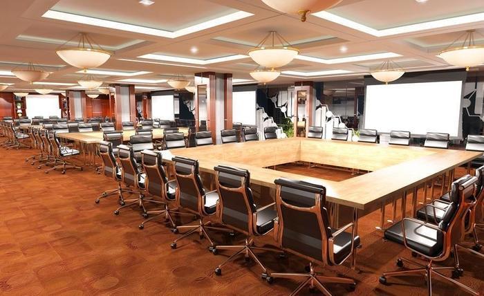 Core Hotel Yogyakarta - Ruang Rapat