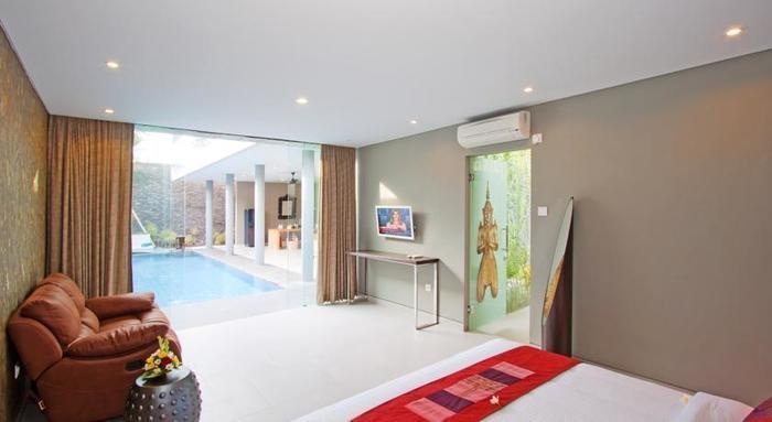 Villa Sandhya Bali - Kamar Tamu