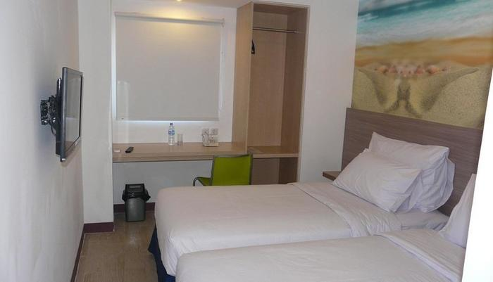 Top Hotel Manado - Kamar Comfort Single