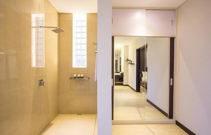 Villa Amarta II Pool Suite Bali - Kamar mandi