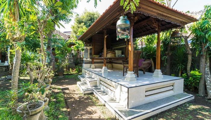 RedDoorz @ Danau Buyan Sanur Bali - Eksterior