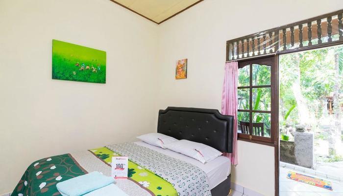 RedDoorz @ Danau Buyan Sanur Bali - Kamar tamu