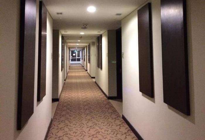 Primebiz Cikarang - koridor