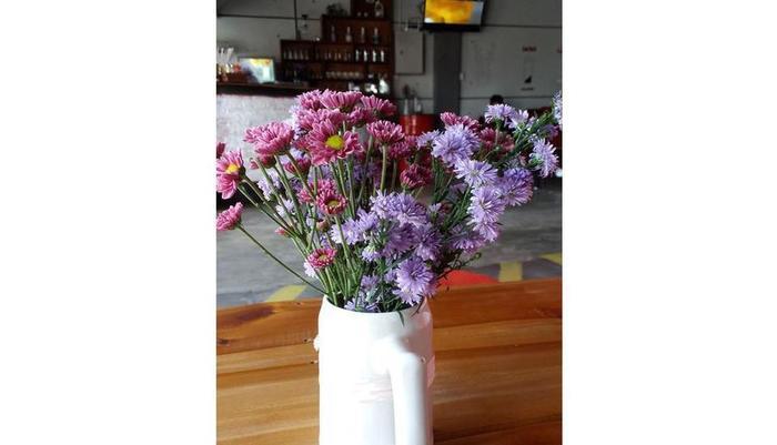 Artz Hotel Palangkaraya - Vas bunga