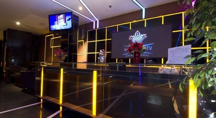 Hotel Garuda Pontianak - Lobi