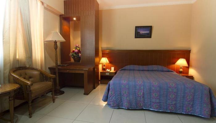 Hotel Garuda Pontianak - Kamar tamu