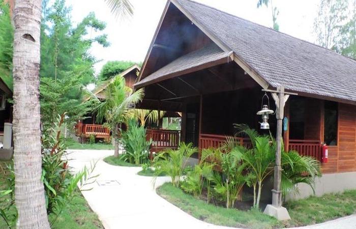 Pandawa Beach Villas & Resort Lombok - Eksterior