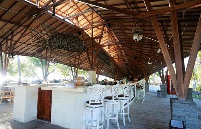 Pandawa Beach Villas & Resort Lombok - Restoran