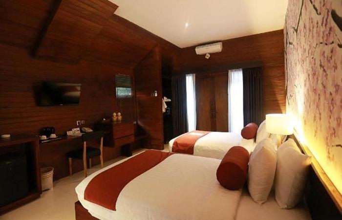 Pandawa Beach Villas & Resort Lombok - Kamar Deluxe