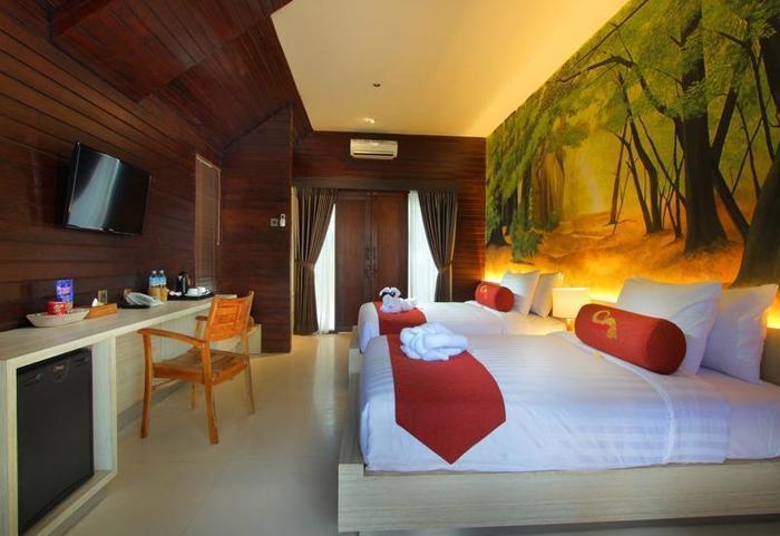 Pandawa Beach Villas & Resort Lombok - Kamar Delux