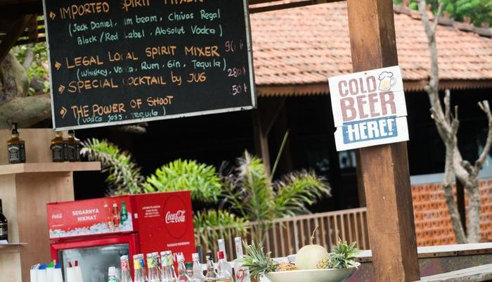 Pandawa Beach Villas & Resort Lombok - Bar