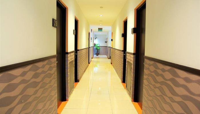 Hotel Dalu Semarang - Koridor