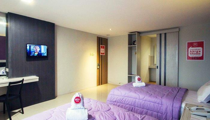 NIDA Rooms Bundo Kandung 18 Padang - Kamar tidur