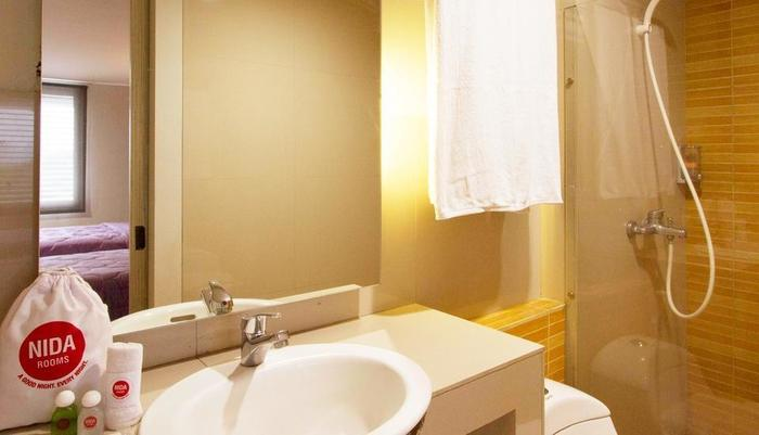 NIDA Rooms Bundo Kandung 18 Padang - Kamar mandi