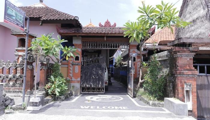 RedDoorz @Raya Kerobokan 2 Bali - Eksterior