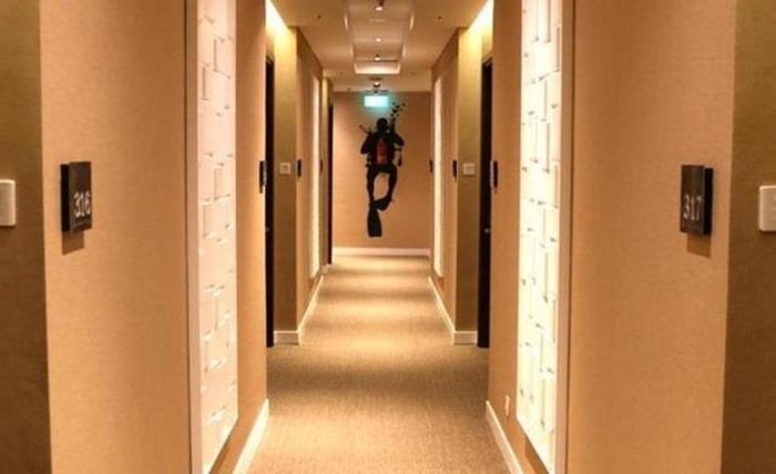 Alimar Hotel Malang - Interior