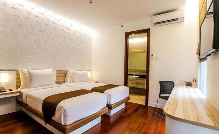 Alimar Hotel Malang - Kamar tamu