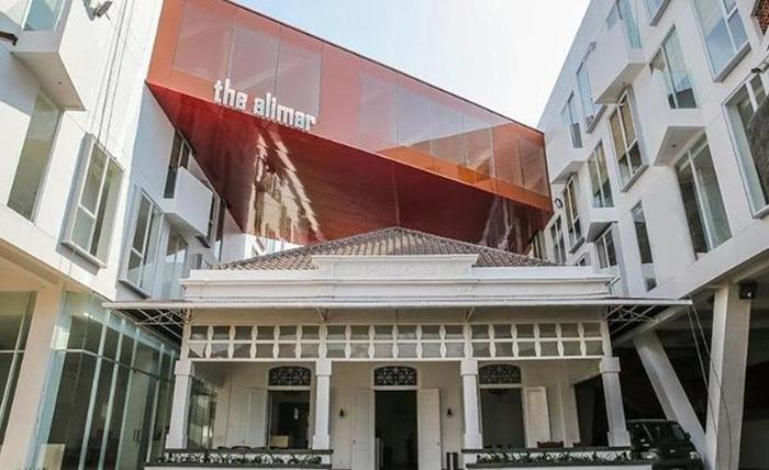Alimar Hotel Malang - Eksterior
