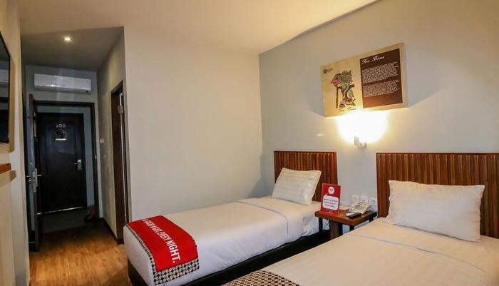 NIDA Rooms Manga Raja 21A Kraton - Kamar tamu