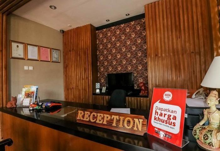 NIDA Rooms Manga Raja 21A Kraton - Resepsionis