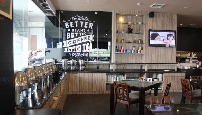 Karibia Boutique Hotel Medan - Beans 33 Coffee Shop