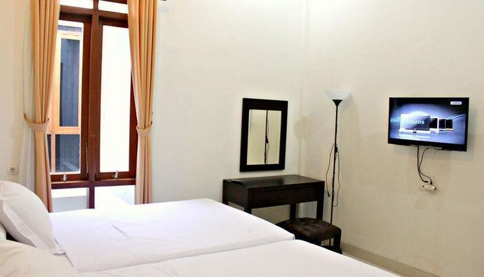 De Nuansa Dago II Syariah Villa Bandung - Kamar