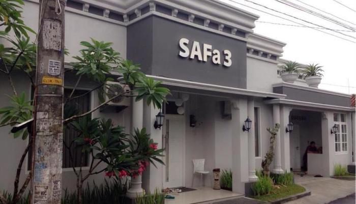 Safa Homestay Yogyakarta - Eksterior